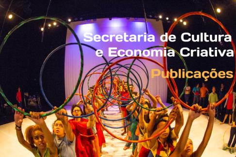 Secretaria da Cultura – Publicações – Foto: Joca Duarte