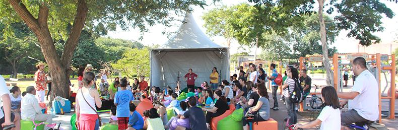 Domingo nos Parques_Pq Villa Lobos 5_Divulgação Secretaria de Estado da Cultura