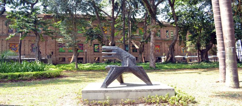 Esculturas Pinacoteca de SP Créditos Equipe de Comunicação da Pinacoteca