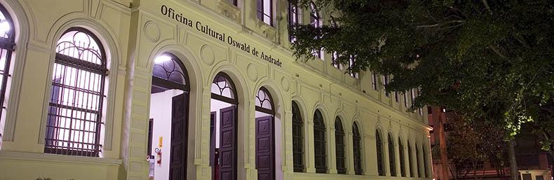 X Oficina Cultural Oswald de Andrade_Foto_Dirceu Rodrigues