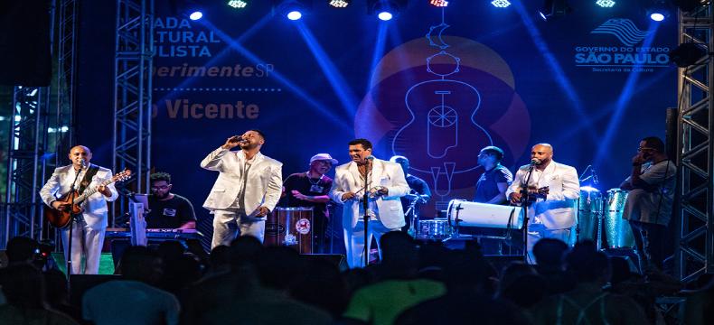 Virada Cultural Paulista 2018 - Originais do Samba São Vicente Foto Rafa Neddermeyer